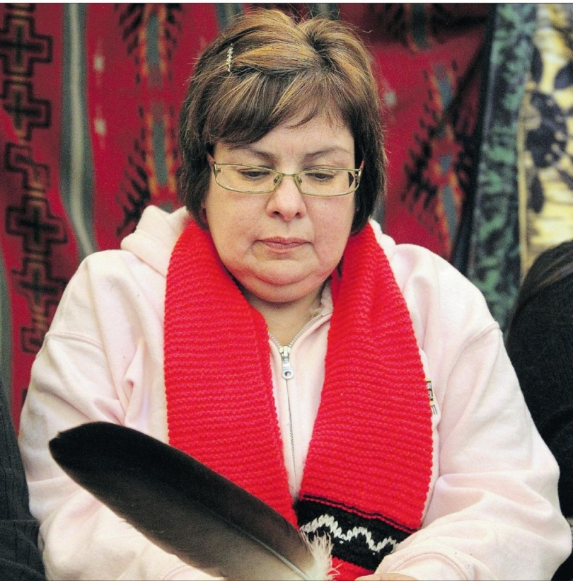 Attawapiskat Chief Theresa Spence