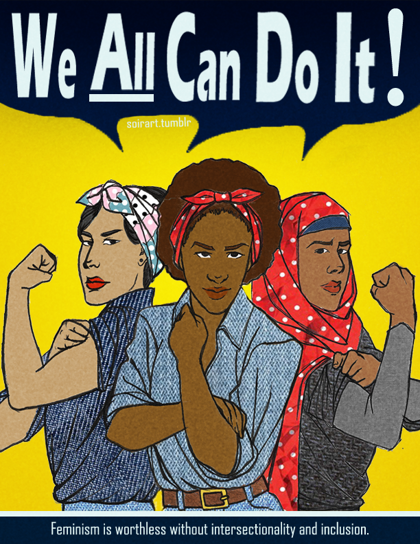 We Can All Do It by Soirart