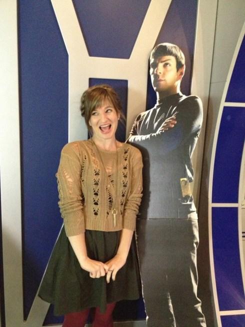 Me n my boyfriend Spock