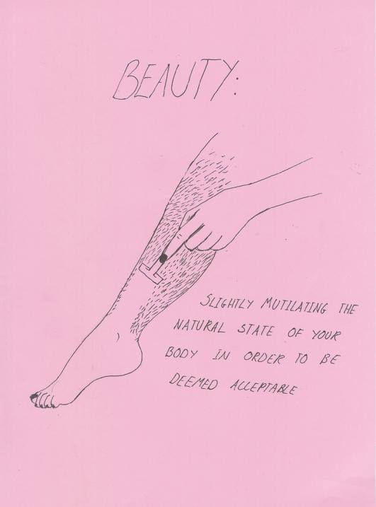 Shaving Your Legs Is Not Feminist (But You Can Still Be A Feminist And ...